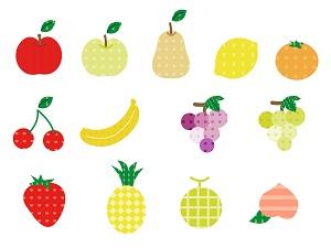 の おいしい フルーツ どうぶつ とびだせ 森 フルーツの種類